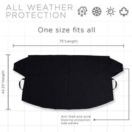 Oxgord Winter Weather Car Windshield Cover Protector-Daily Steals