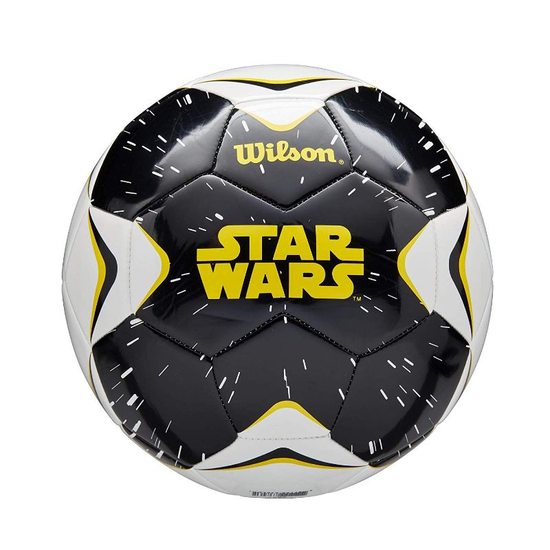 Wilson x Star Wars Size 4 Soccer Ball - Classic Hyperspace - 6 Pack-Daily Steals