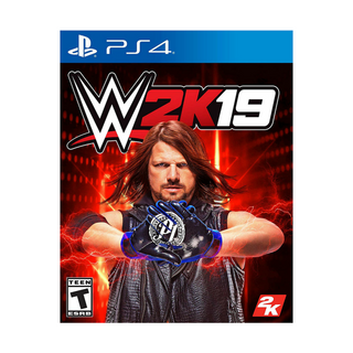 Daily Steals-WWE 2K19-VR and Video Games-PS4 - US Packaging-
