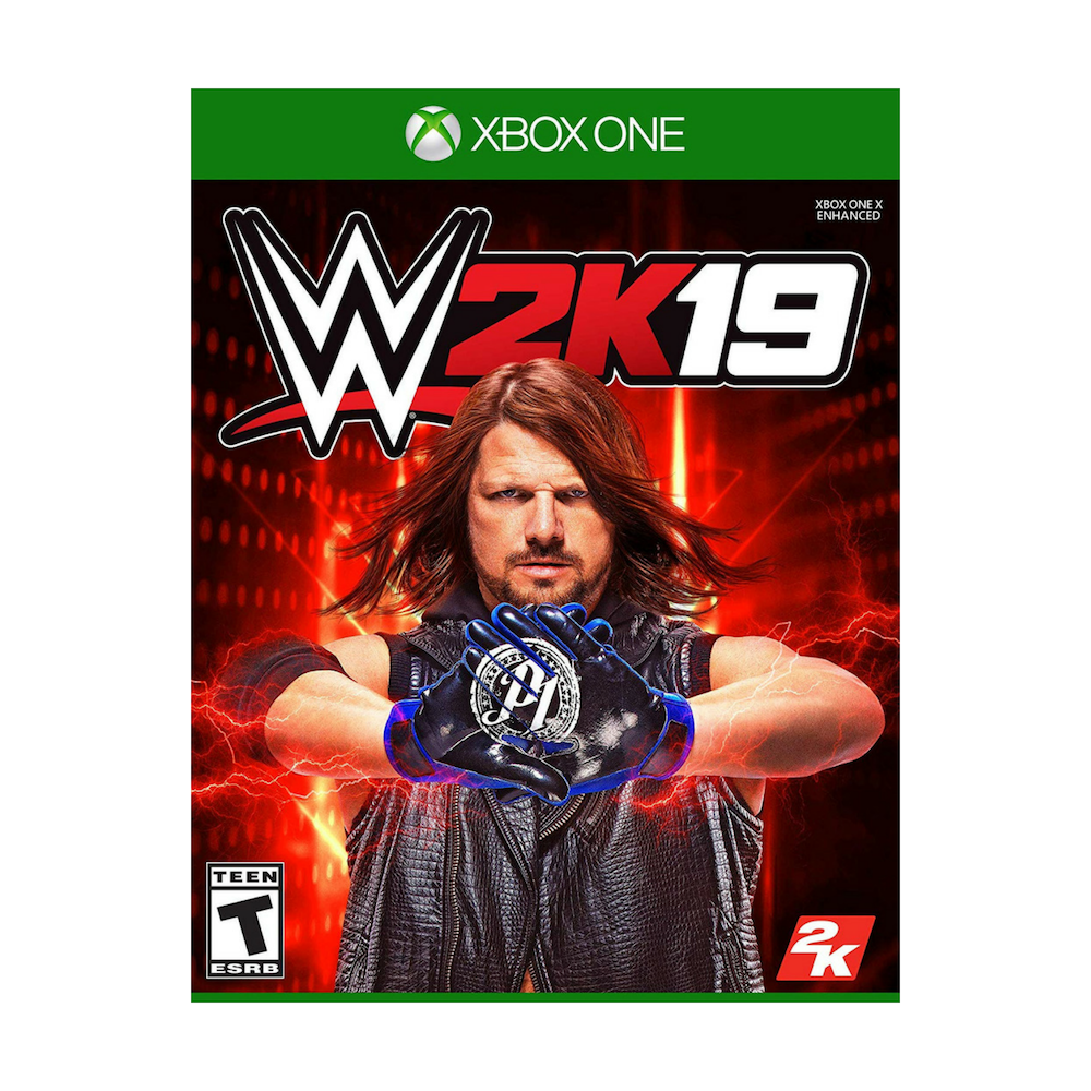 WWE 2K19-Xbox One - US Packaging-Daily Steals