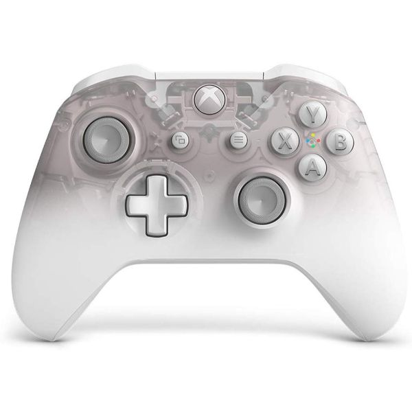 Xbox Wireless Controller - Phantom White Special Edition-Daily Steals