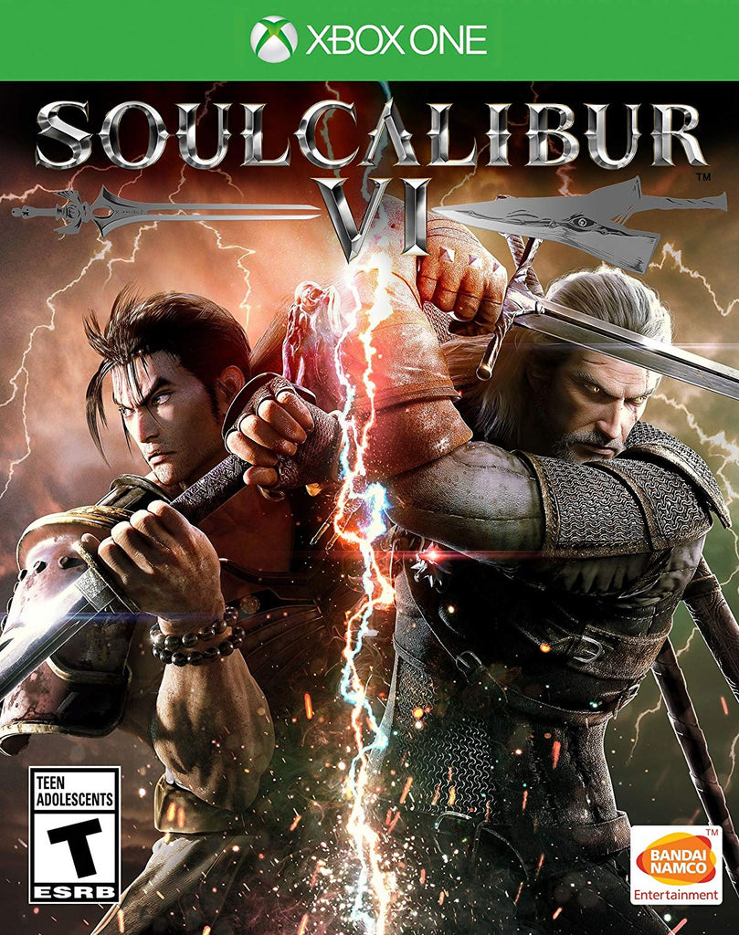 Soul Calibur VI-Xbox 1 - Spanish Packaging-Daily Steals