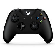 Xbox One Wireless Microsoft Controller-Black-Daily Steals