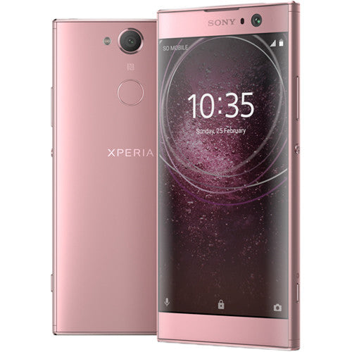sony Xperia XA2 H3123 GSM Unlocked 32 GB Smartphone-Pink-Daily Steals