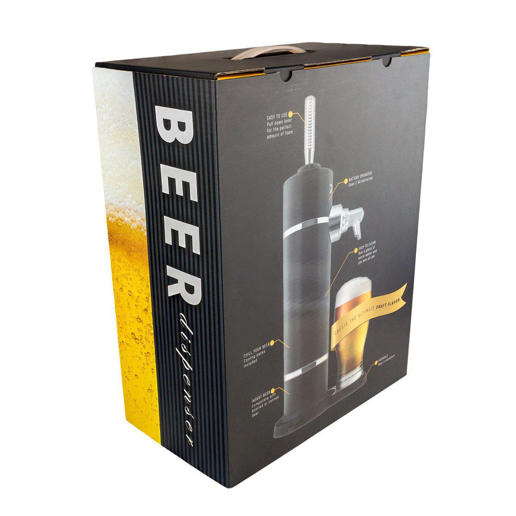 Portable Beer Dispenser-Daily Steals
