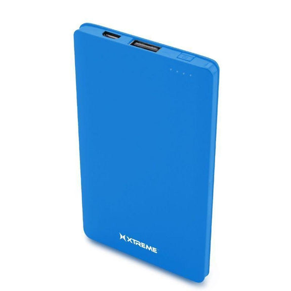 Xtreme 3,000mAh Portable Power Bank-Blue-Daily Steals