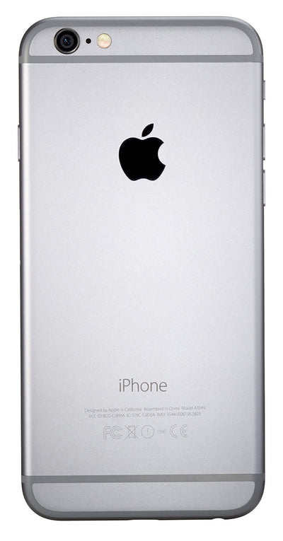 Apple iPhone 6 64GB Unlocked GSM Phone w/ 8MP Camera - Space Gray (Certified Refurbished)