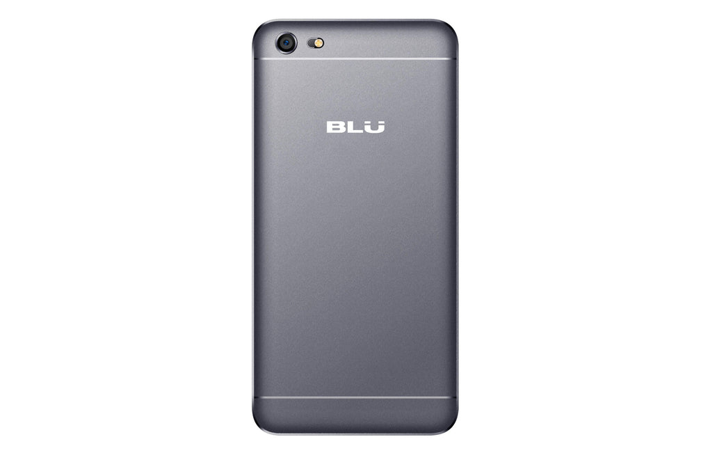 BLU Grand M G070Q Unlocked GSM Quad-Core Dual-SIM Phone - Black-Daily Steals