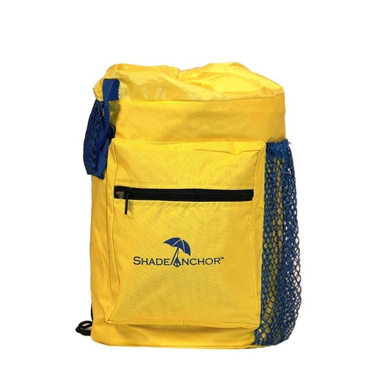 Shade Anchor Bag - Beach Umbrella Sand Anchor-Yellow-Daily Steals