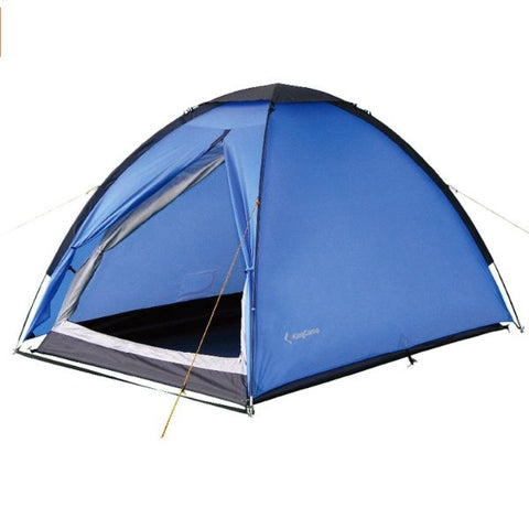 Daily Steals-King Camp 2-Person Lightweight Portable Durable Waterproof Dome Tent-Outdoors and Tactical-