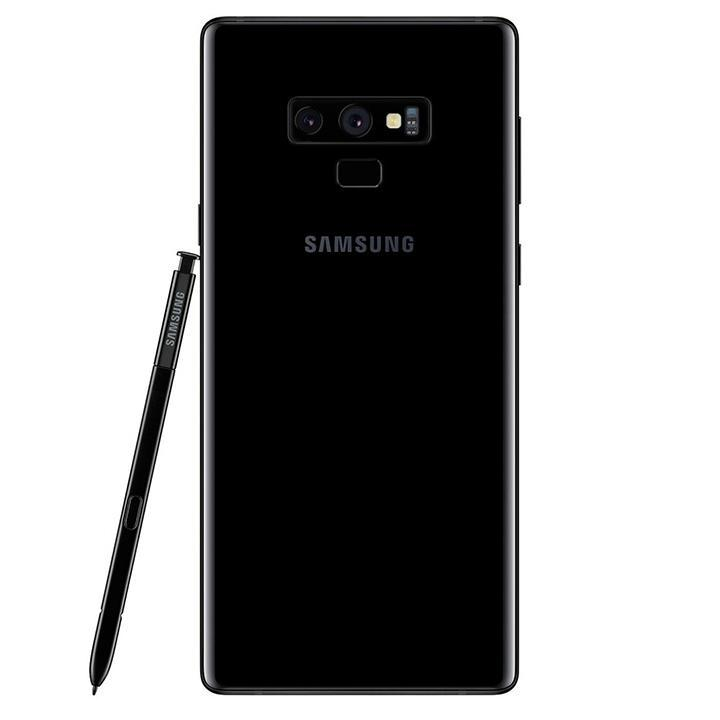 Samsung Galaxy Note9 128GB GSM & Verizon Unlocked 4G LTE Phone w/ Dual 12MP Camera-Midnight Black-Daily Steals