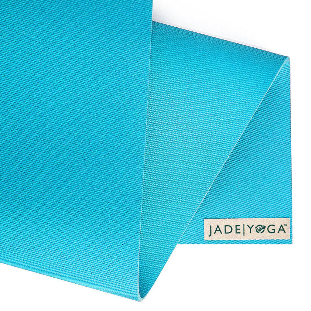 Jade Harmony Professional Yoga Mat - 68 Inches - Various Colors-Teal-Daily Steals