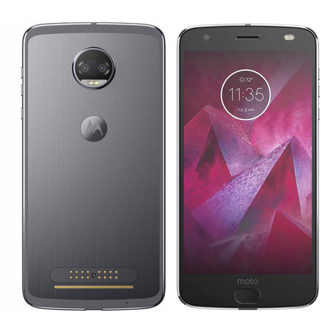 Motorola Moto Z2 Droid Force 4G LTE with 64GB Memory Cell Phone (Verizon and GSM Unlocked)