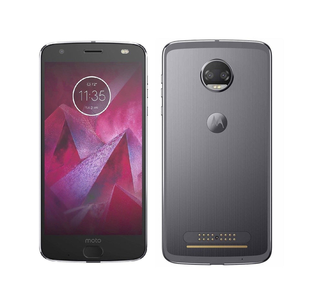 update alt-text with template Daily Steals-Motorola Moto Z2 Droid Force 4G LTE with 64GB Memory Cell Phone (Verizon and GSM Unlocked)-Cellphones-Super Black-