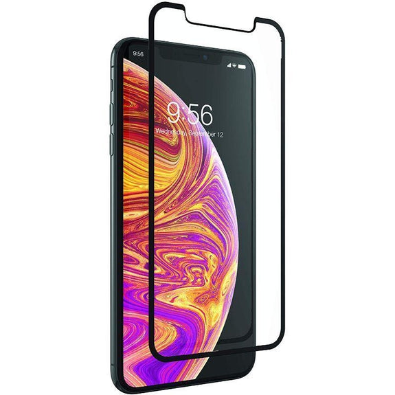 ZAGG InvisibleShield Glass+ Luxe Tempered Screen Protector for iPhone Xs Max-