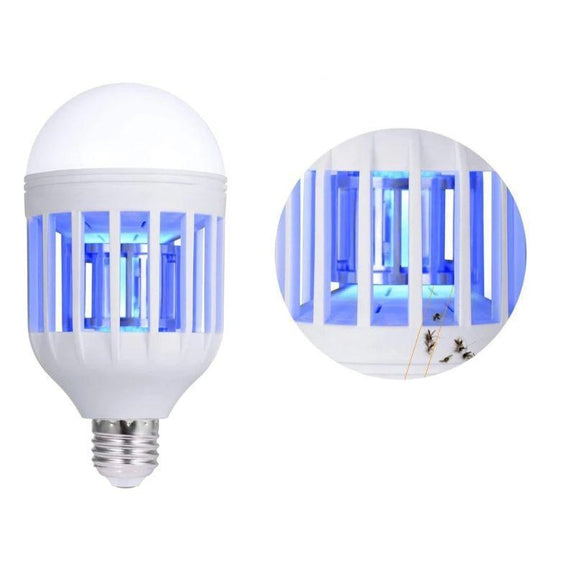 Zapper 2-in-1 Ultimate Mosquito Killer & LED Light Bulb - 2 Pack-