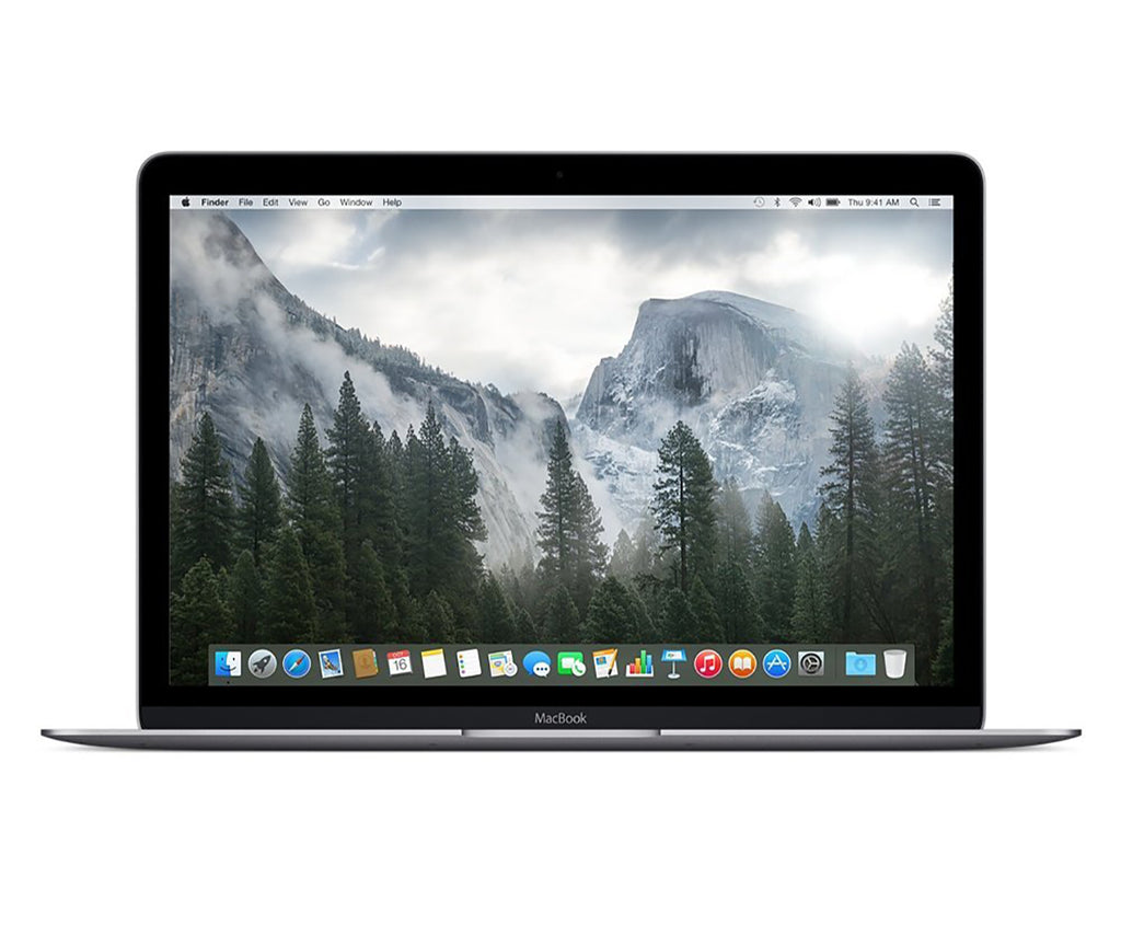 Daily Steals-Apple Macbook 12.0-inch Intel Core M Dual-Core Laptop-Apple MacBook-Silver-256GB-