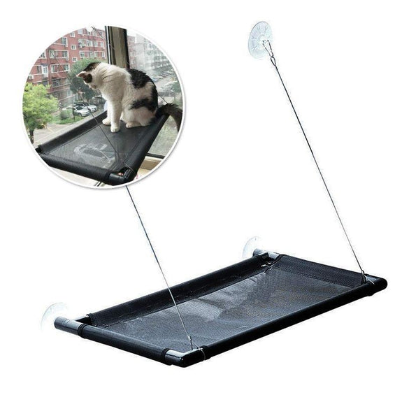 Zone Tech Pet Cat Window Hammock-Daily Steals