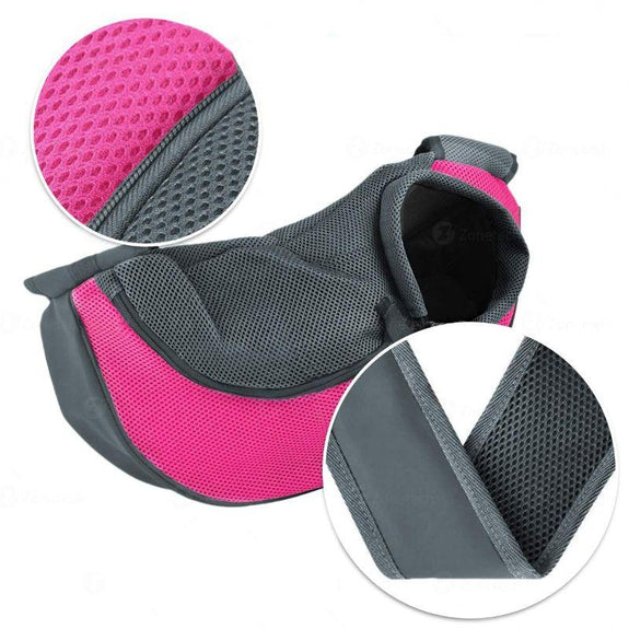 Zone Tech Pet Sling Bag Carrier-Daily Steals
