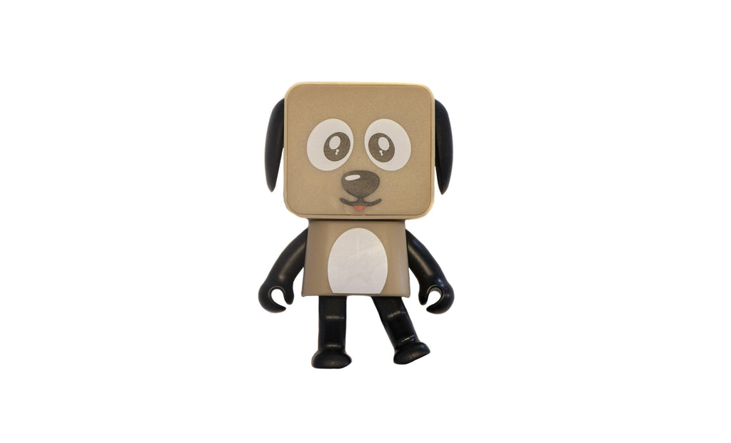 Dancing Dog Bluetooth and Wireless Speaker-Beige-Daily Steals