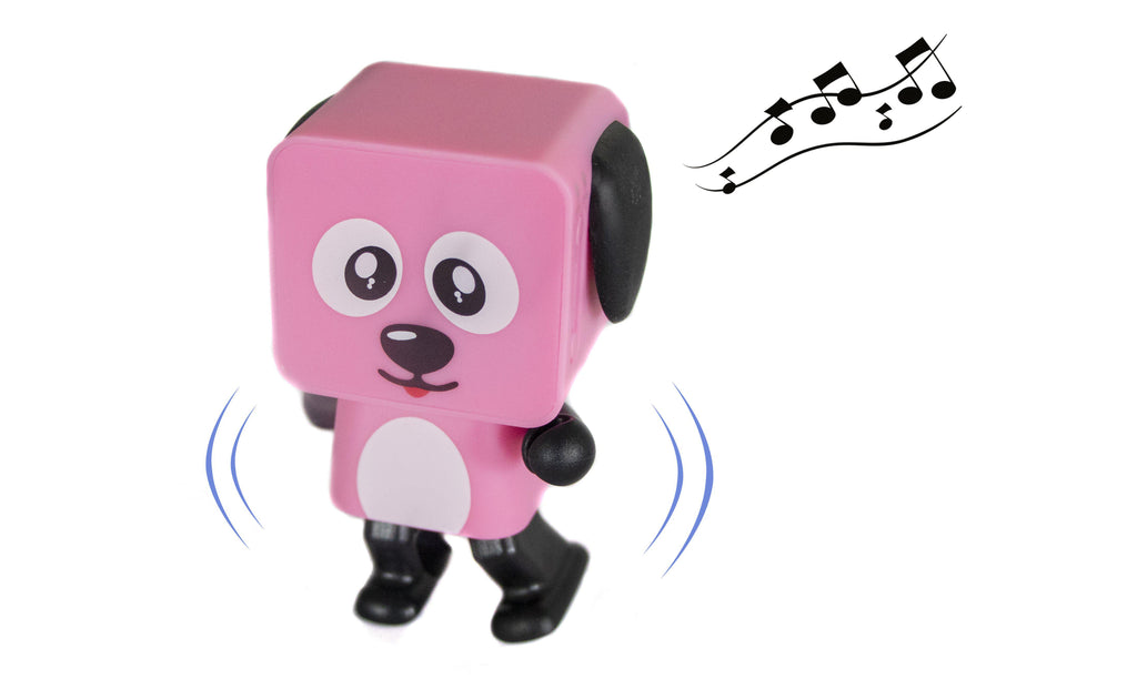 Dancing Dog Bluetooth and Wireless Speaker-Daily Steals