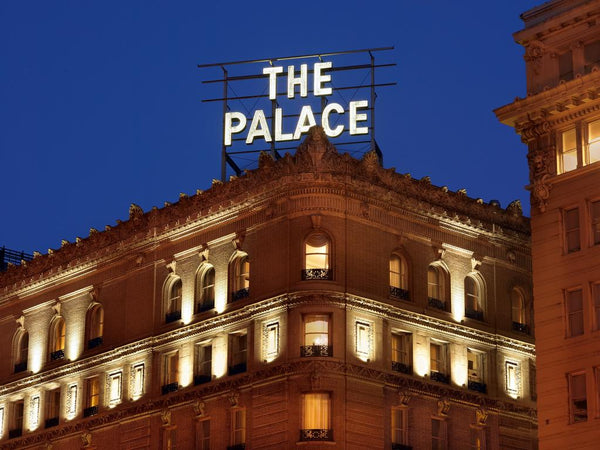 The Palace Hotel - The Heritage Collection shoot location