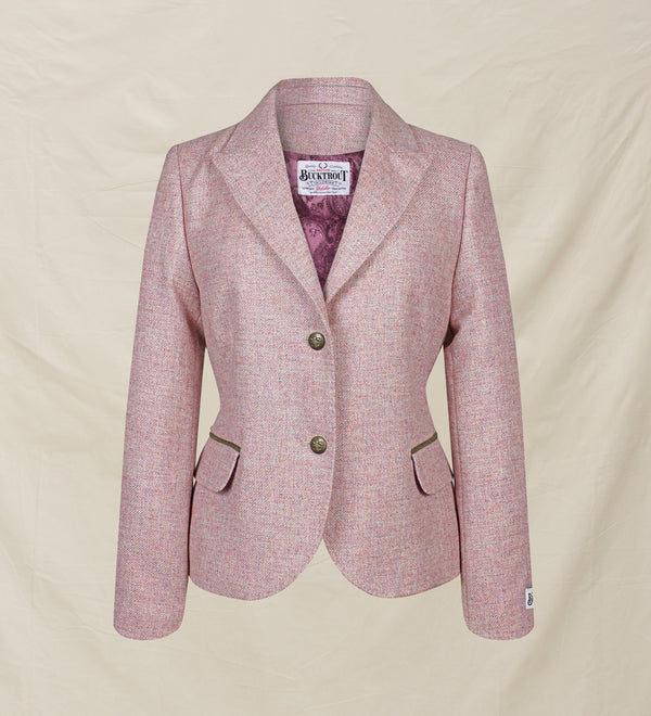 Tammy Jacket in Pale Pink