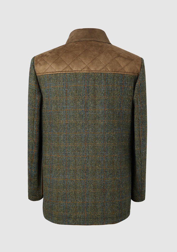Boyd Coat - Green Multi