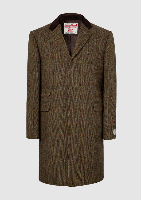 Chelsea Overcoat - Brown
