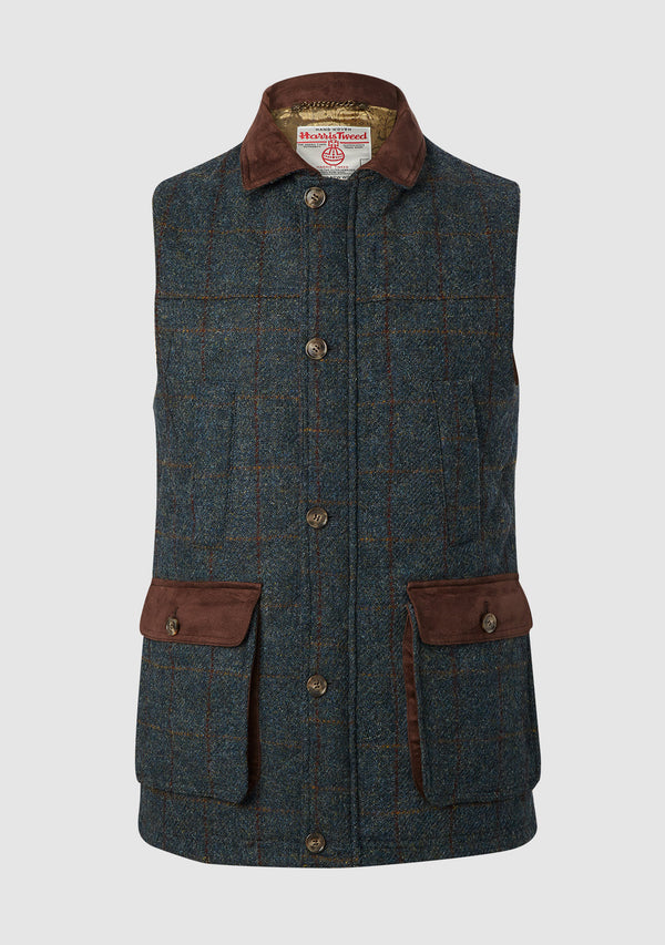 Chuck Country Gilet - Blue Multi
