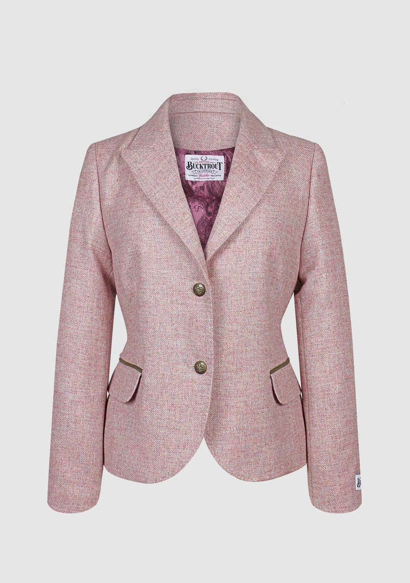 Tammy Jacket - Pale Pink
