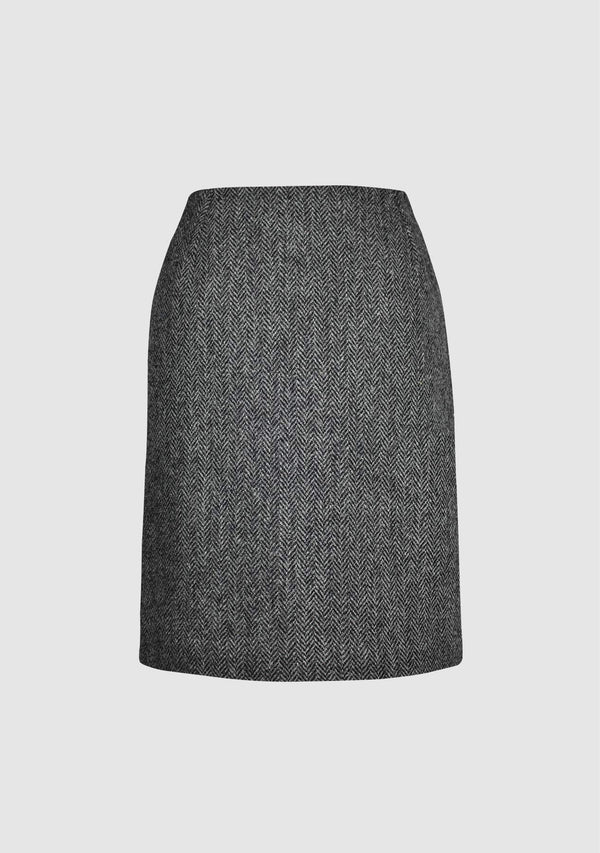 Effie Skirt - Charcoal