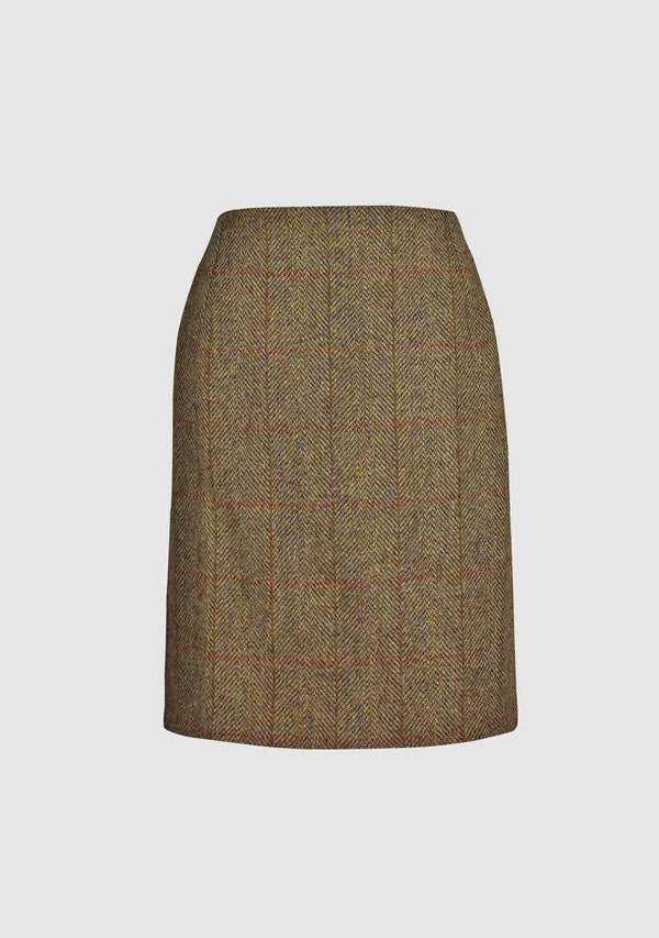 Effie Skirt - Mustard