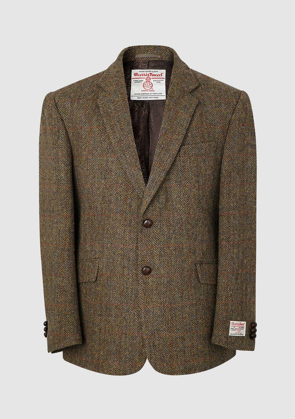 Finlay Jacket - Brown