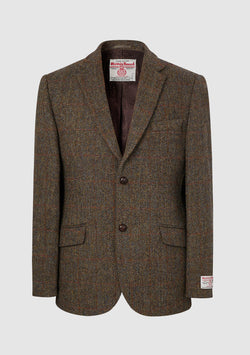 Patrick Jacket - Brown