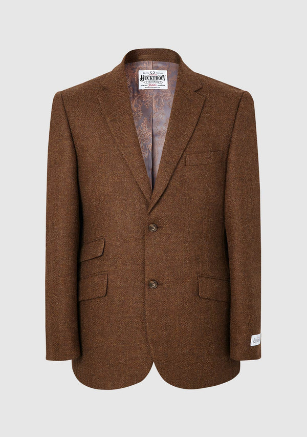Patrick Jacket - Tobacco