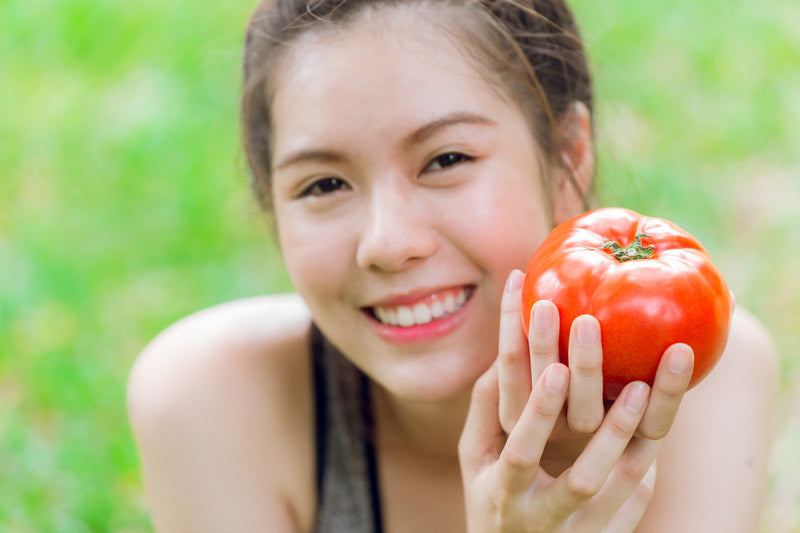 tomatos as a skin care ingredient