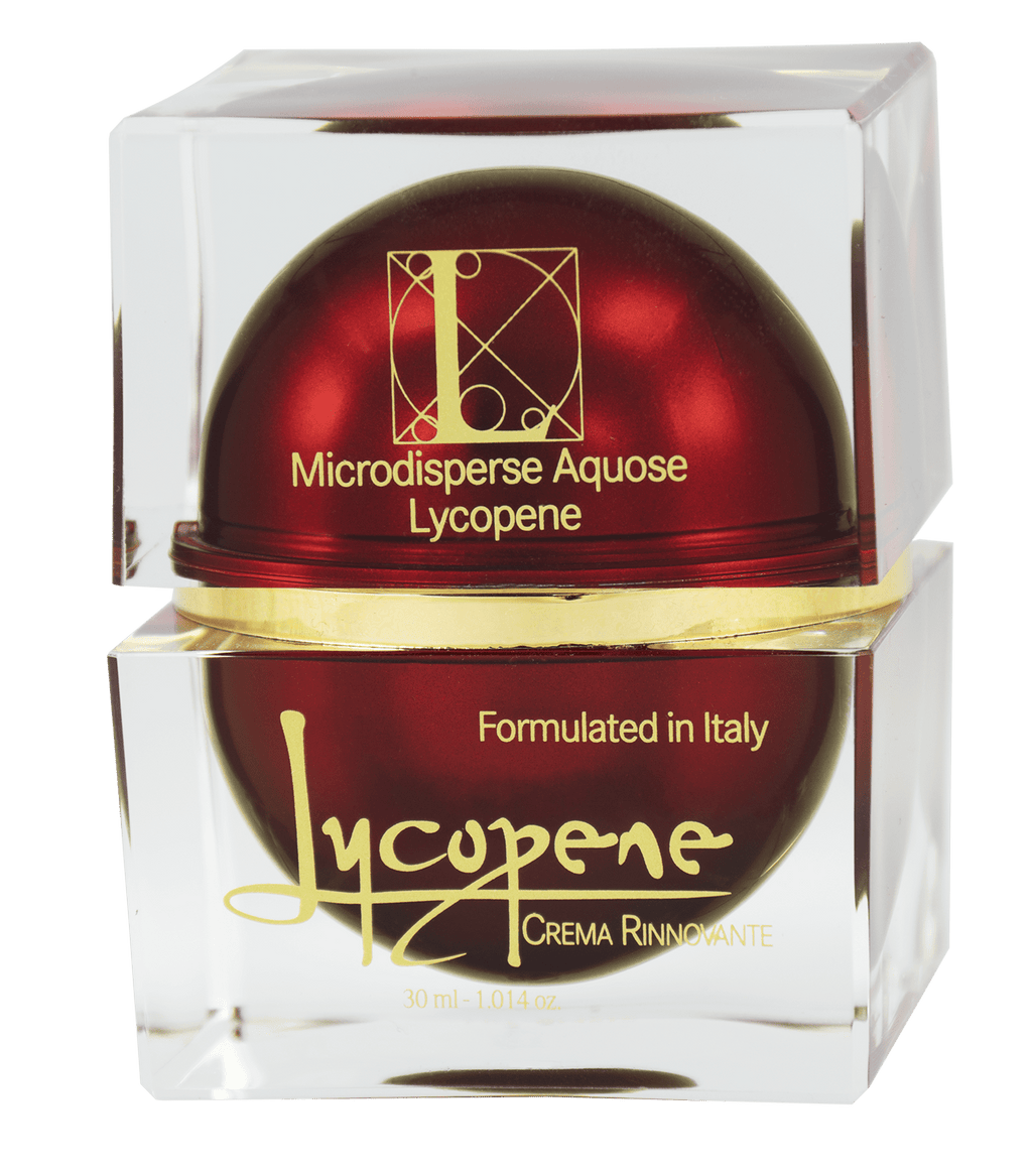 Combination of Lycopene Cream, Crema Pelle Perfetta, and SLI Facial Exfoliant - Save 15% - Lycopene Skin Care