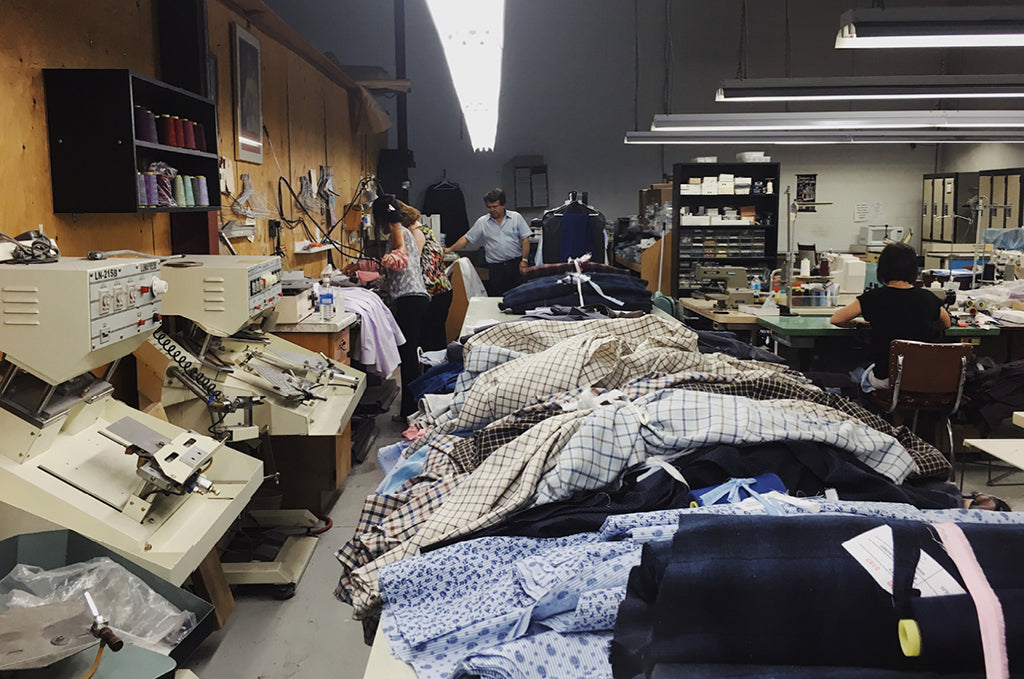 ee7cdbb088a Together their commitment to producing top quality, Canadian-made clothing  is the driving force behind the brand.