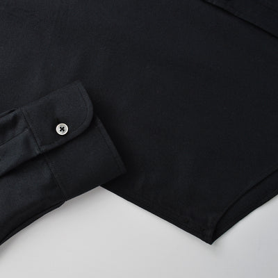 Black Oxford Shirt