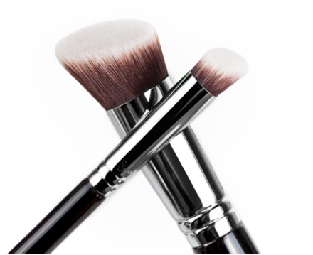 Flat Angled Precision Brush