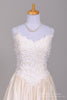 1980 Lace Filigree Vintage Wedding Gown-Mill Crest Vintage