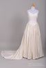 1980 Lace Filigree Vintage Wedding Gown - Mill Crest Vintage