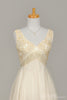 1960 Emma Domb Jeweled Vintage Wedding Gown-Mill Crest Vintage