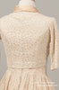1950 Soft Peach Lace Wedding Ensemble ,  - 1950 Vintage, Mill Crest Vintage  - 3