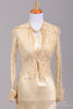1940 Silk and Lace Vintage Wedding Ensemble - Mill Crest Vintage