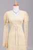 1960 Mod Vintage Wedding Dress-Mill Crest Vintage