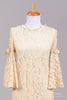 1960 Bell Lace Vintage Wedding Dress - Mill Crest Vintage