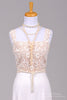 1970 Crocheted Daisy Vintage Wedding Gown-Mill Crest Vintage