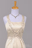 1960 Beaded Silk Vintage Wedding Gown - Mill Crest Vintage